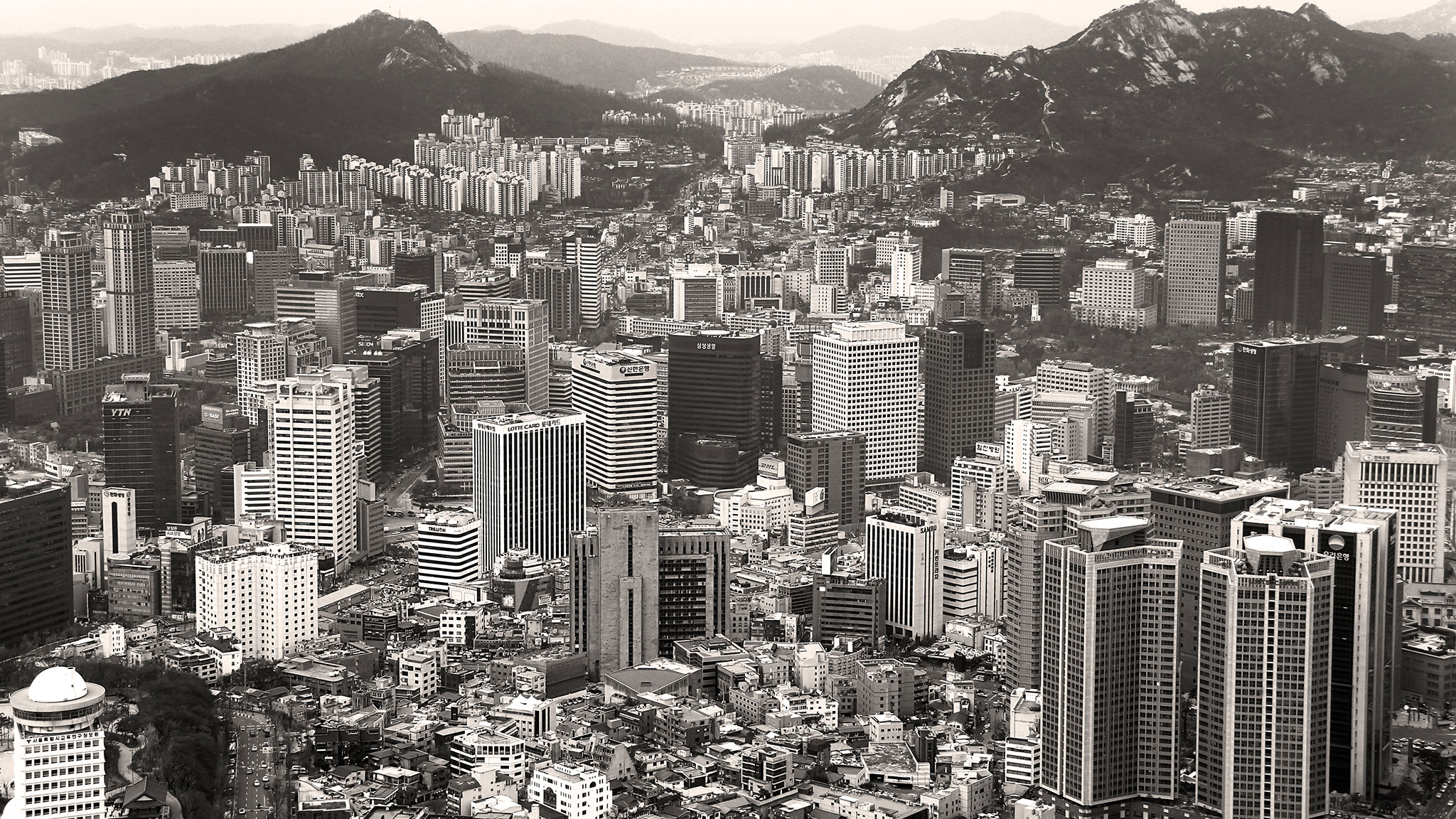 Seeing Seoul