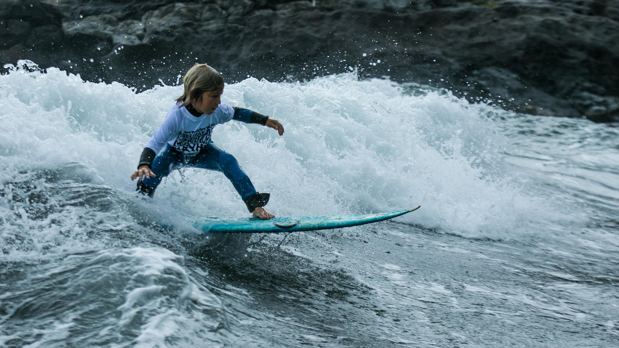 Surfing Smarts