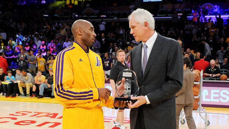 Kobe Bryant, Mitch Kupchak