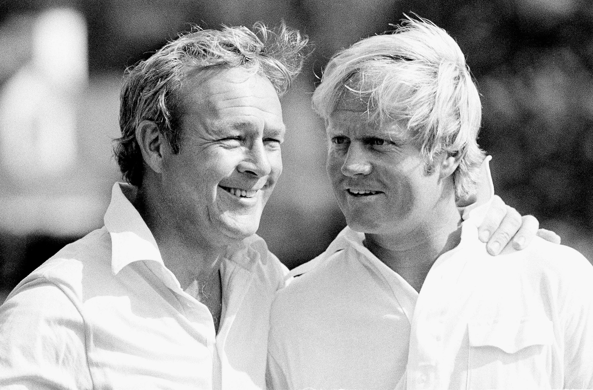 Palmer and Nicklaus 1973