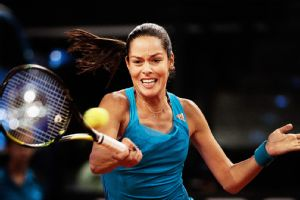 The Ana Ivanovic forehand continues to be one of the biggest weapons in the game.
