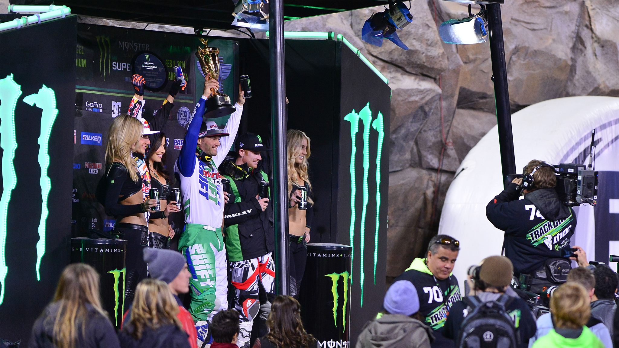 Chad Reed started his 2014 Supercross campaign with a bang, winning two of the first five events, but a crash in Februrary ended his title hopes. Now healed, Reed hopes to find the fountain of youth and win motocross this summer.
