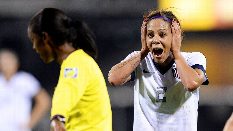 Not only has Sydney Leroux emerged as one of the key players on the U.S. women's soccer team, but she's also proven to be one of the most entertaining.