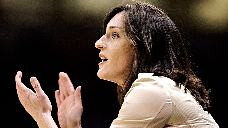 The late Maggie Dixon, who coached Army to its first NCAA tournament appearance in 2006, is remembered every year at a basketball event named in her honor.
