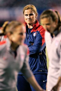 Jill Ellis has moved quickly to put her imprint on the U.S. women's team since taking over as interim coach for Tom Sermanni.
