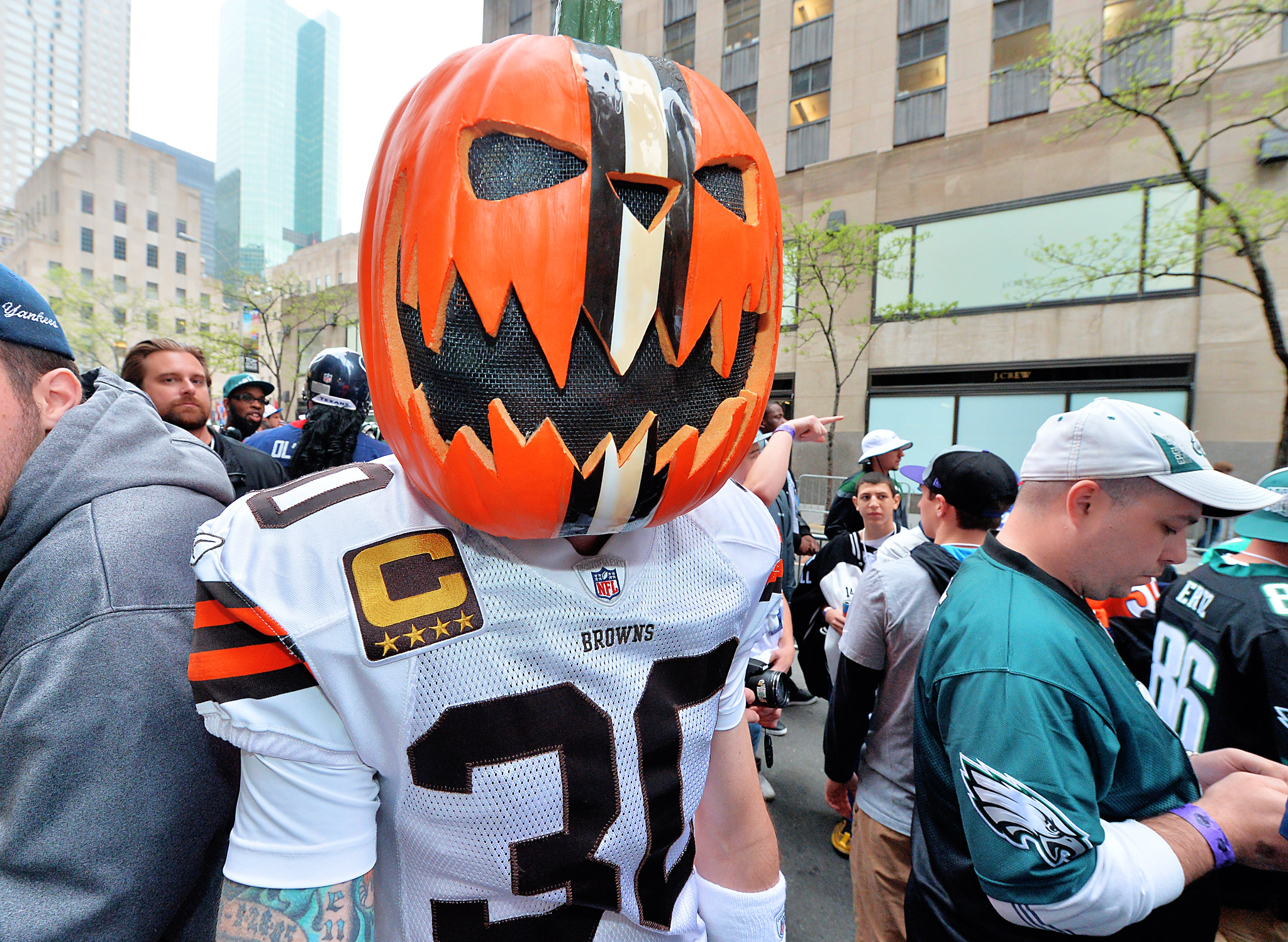 Cleveland Browns fan