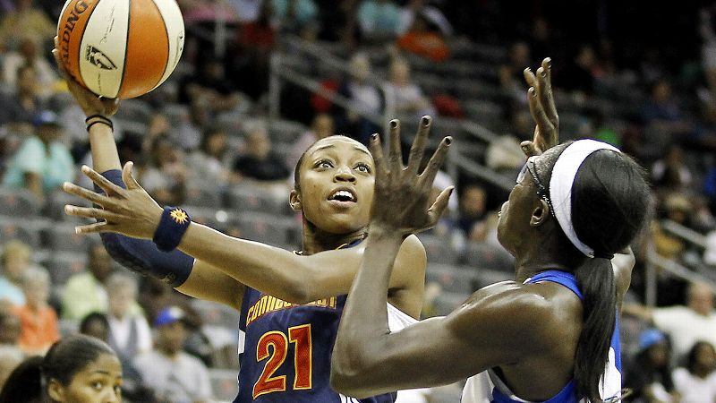 With such a young team -- both Tina Charles and Kara Lawson are gone -- the Sun will need strong leadership from Montgomery. Her best season was 2011, when she averaged 14.6 ppg. Even if she doesn't return to scoring as much as she did then, it would help the Sun if her shooting percentage returned to 40 percent or better (36.5 percent in 2013, 34.8 percent in 2012). i-- Mechelle Voepel/i