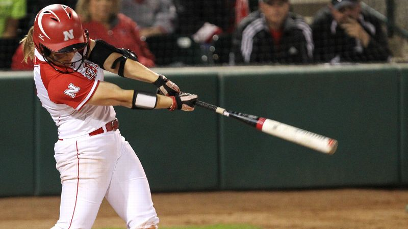 Hailey Decker's four home runs in two games against Missouri on Sunday powered Nebraska into the super regionals.