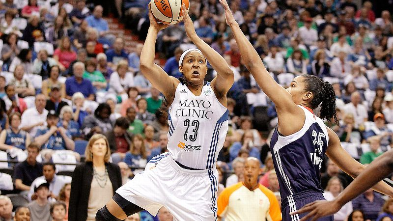 It's Moore -- not McCoughtry -- who's currently leading the league in scoring. Yes, Minnesota has played just two games, but so far the 2013 WNBA Finals MVP is averaging 33.5 points and shooting 51 percent from the field. Moore, who averaged 18.5 points last summer, scored 33 points in an overtime victory Sunday just two days after netting 34 in a season-opening win. Moore is espnW's a href=http://espn.go.com/wnba/story/_/id/10940674/wnba-preseason-predictions-2014-wnba-seasonpreseason favorite/a to win the 2014 MVP crown.