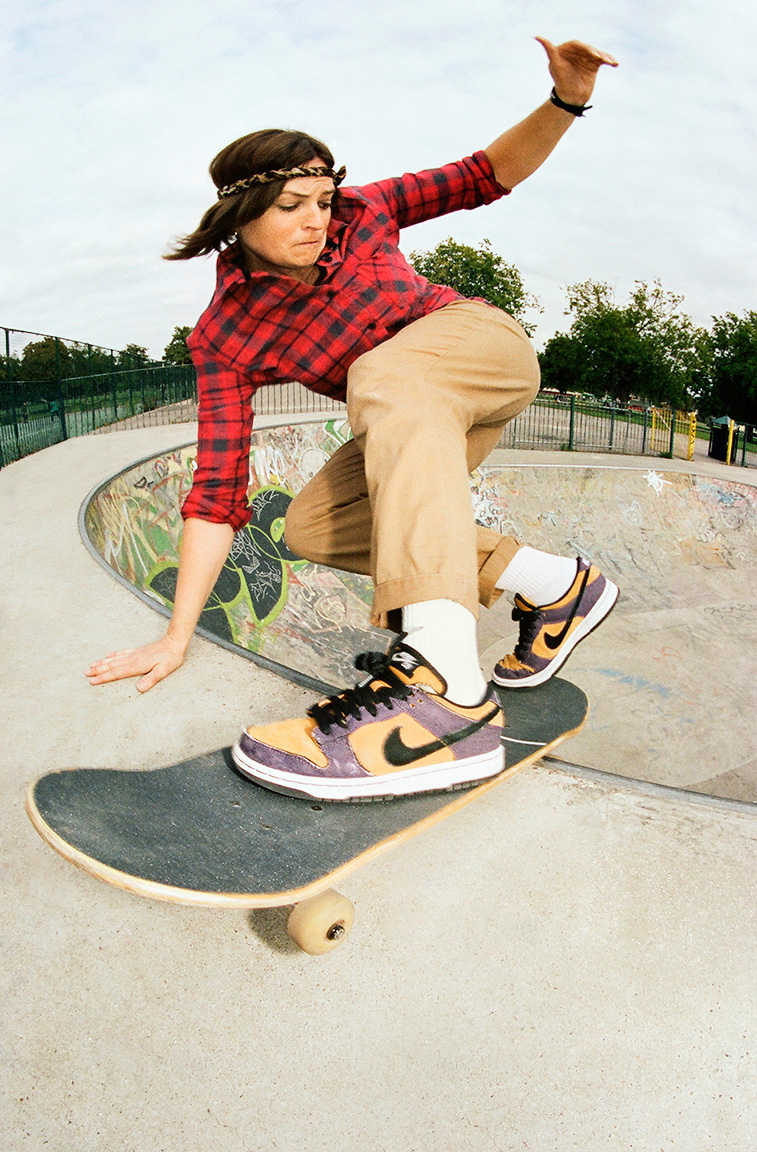 Fashion style Hot tumblr skateboarders for lady
