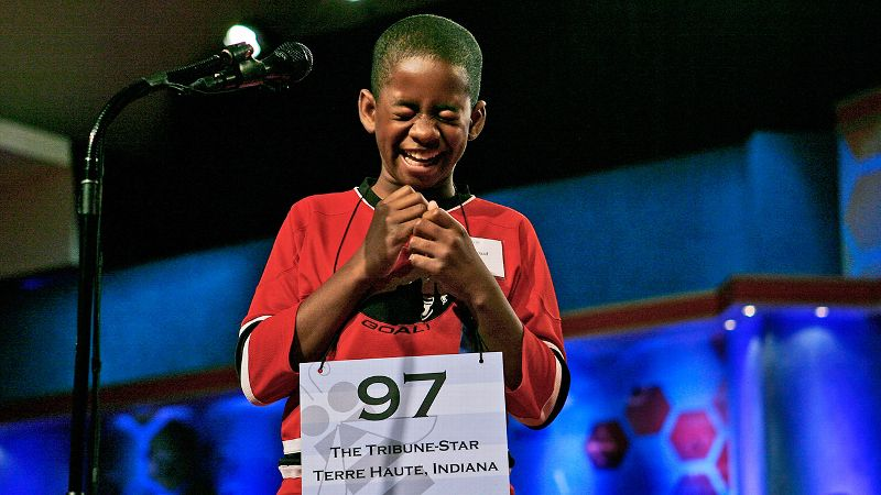 Kennyi Aouad became the darling of the 2007 competition after his priceless reaction to hearing his word went viral.