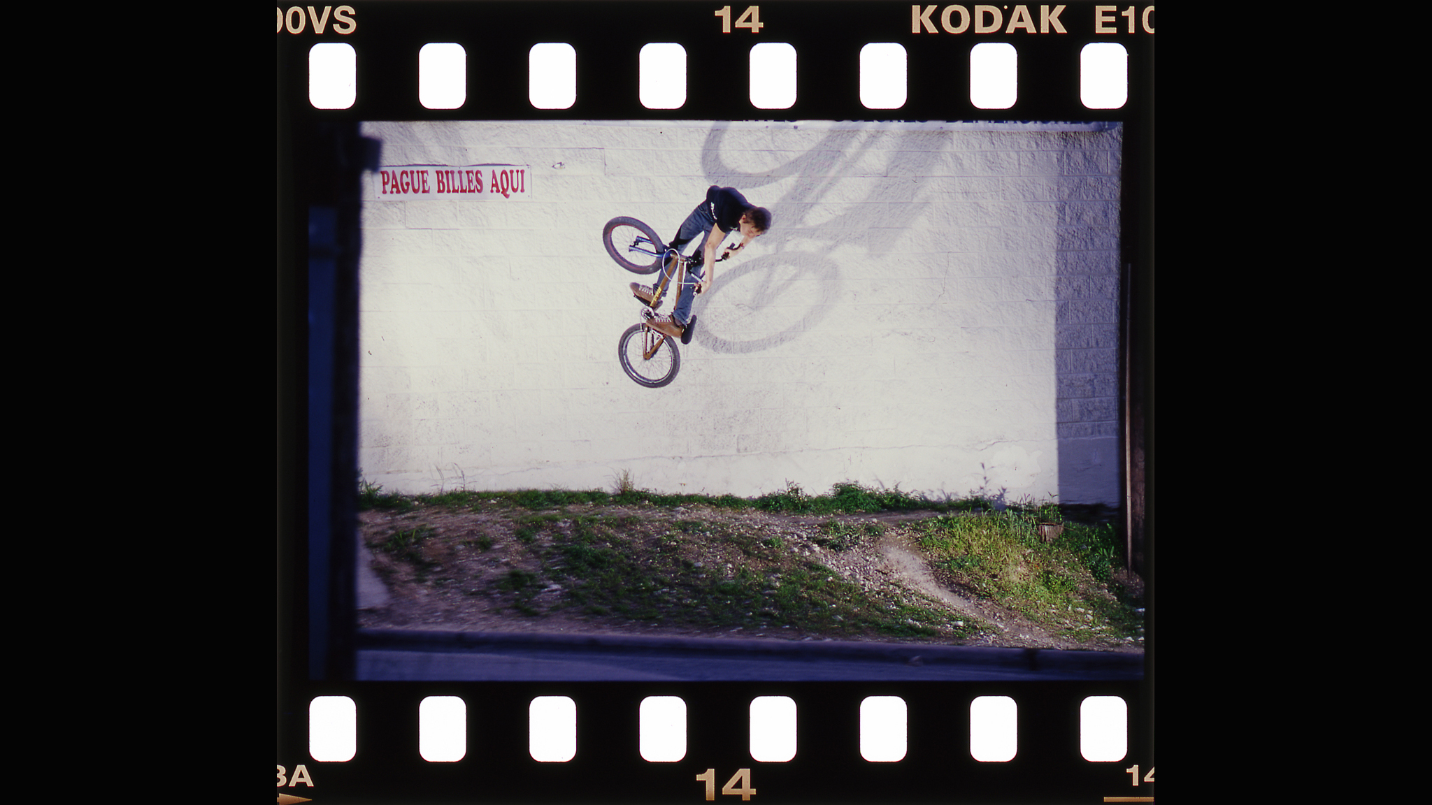 Wallride to turndown, 2004