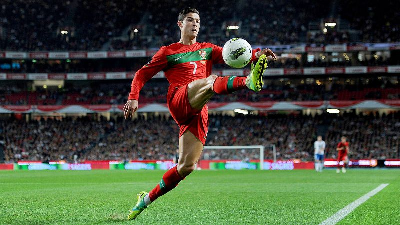 Cristiano Ronaldo, Portugal, Forward