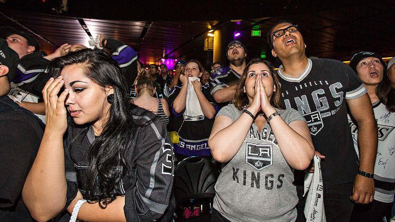 LA Kings Fans