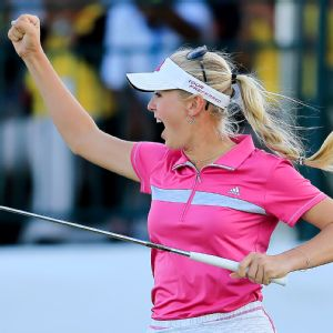 Jessica Korda set the tone for the Americans, winning the year's first event in the Bahamas in January.
