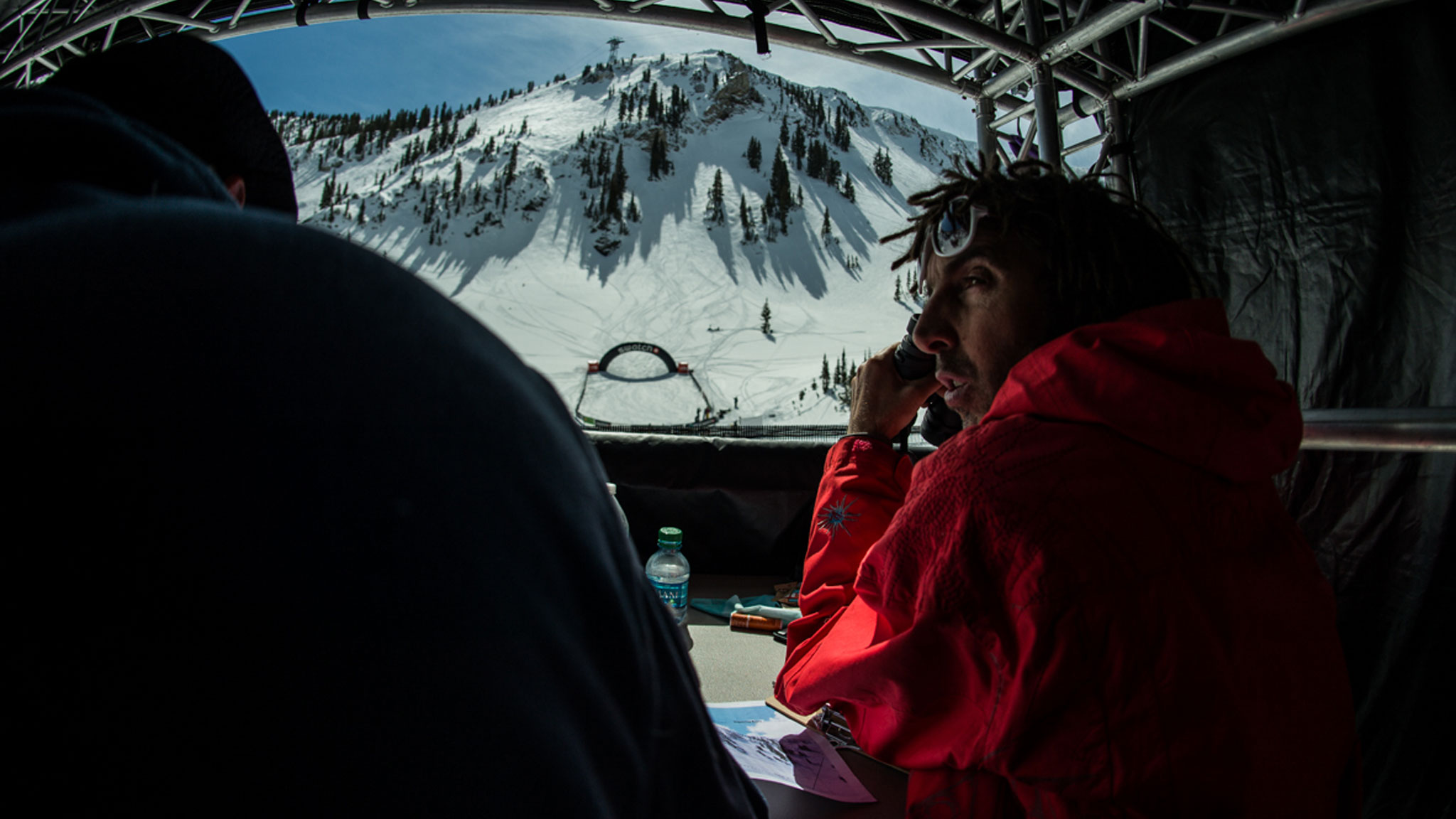 Last year, the only U.S. stop of the FWT was held in Snowbird, Utah.