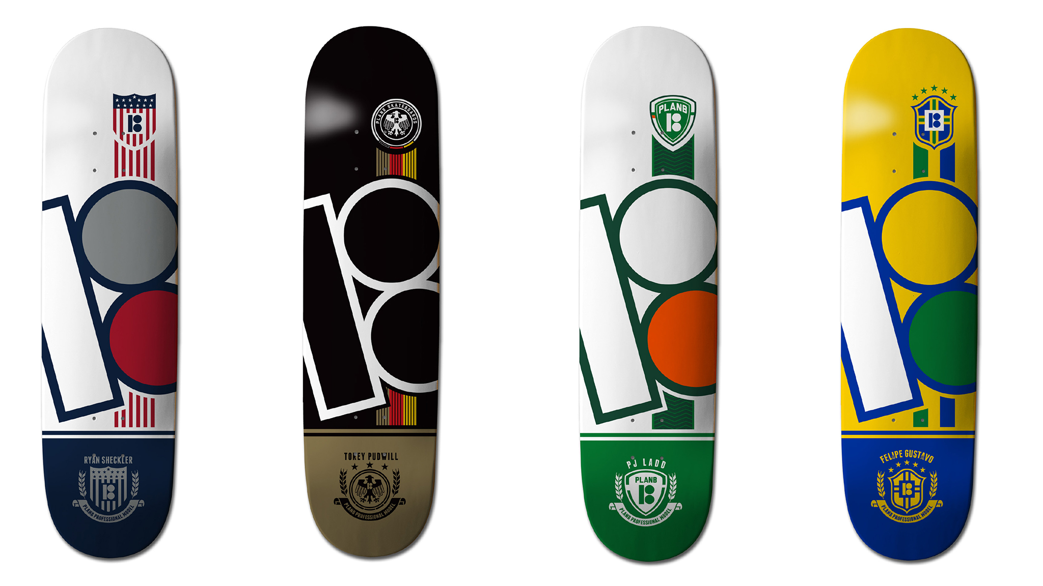 Plan B World Cup decks