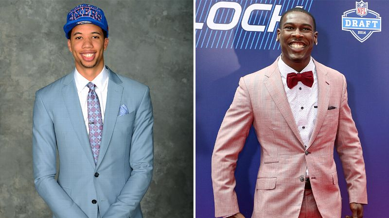 Michael Carter-Williams, Marqise Lee