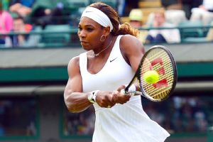 Despite a subpar season by her standards, Serena Williams is still the top-ranked player in the world.