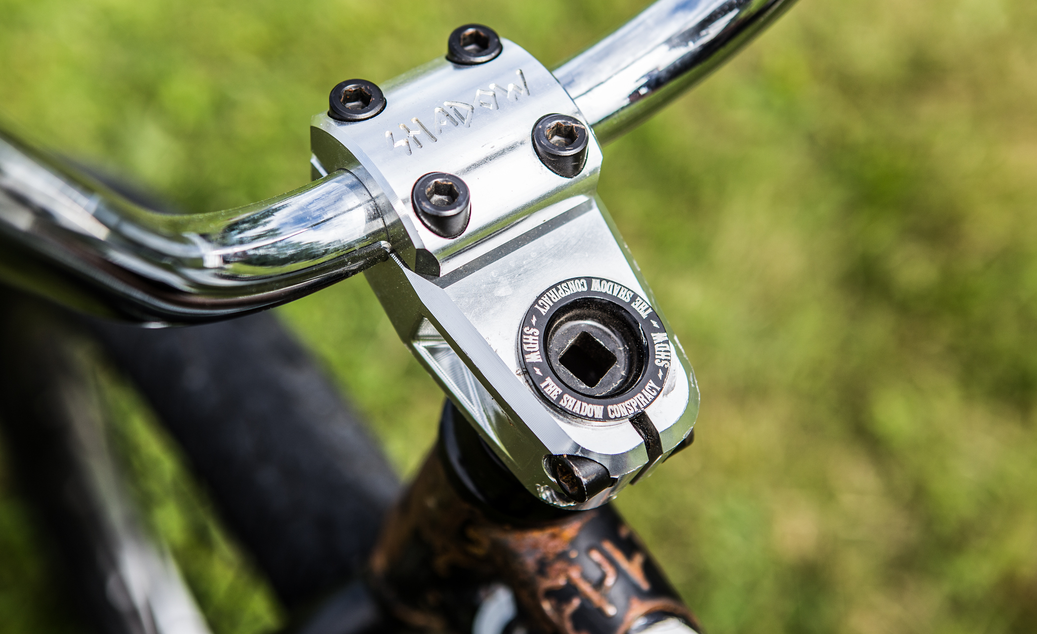 Shadow Ravager stem