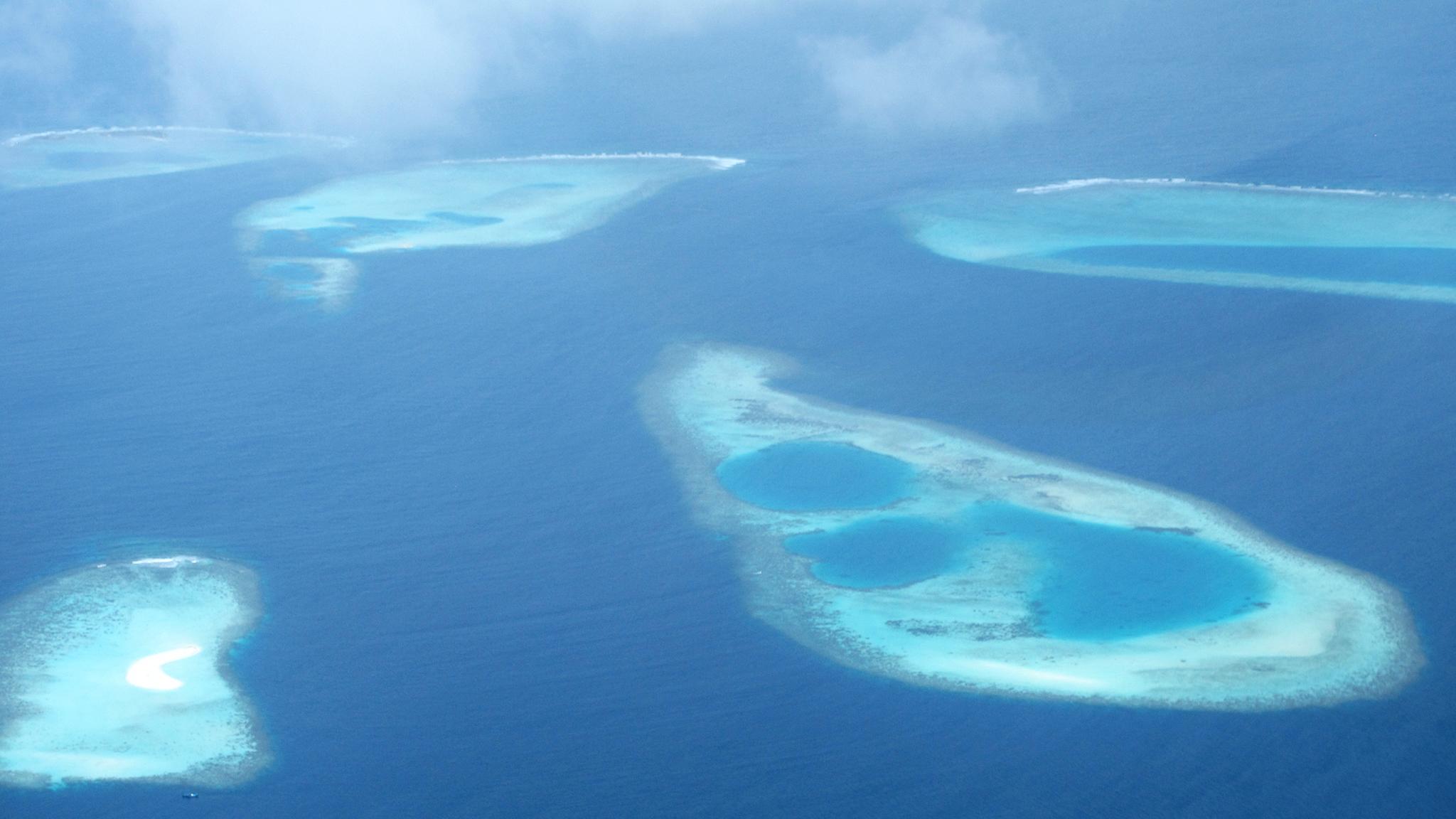 Atoll Adventuring