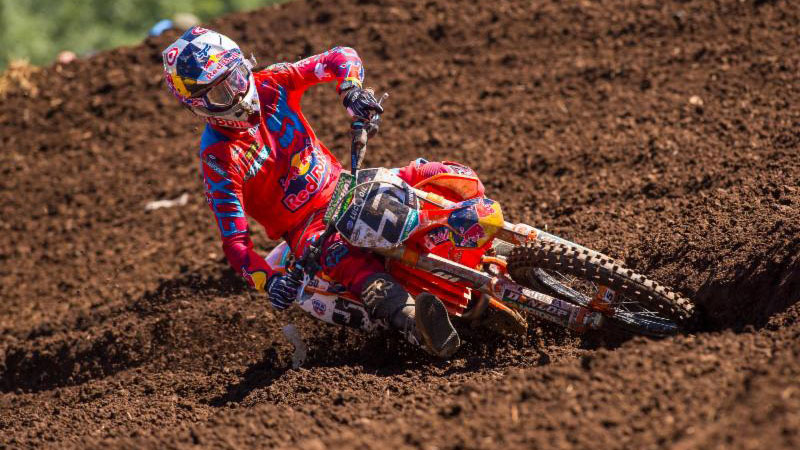 Ryan Dungey topped the 450 Class at Washougal for his third victory of 2014.