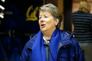 Penn State believes Sandy Barbour is the right person to lead its athletic department.