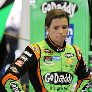 While Danica Patrick took a step forward in the middle of the season, it's been a struggle in the past four races.