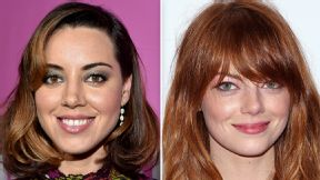 Aubrey Plaza and