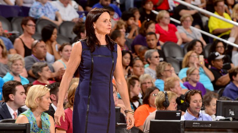 The Mercury ran a run-and-gun offense for eight years before Sandy Brondello took over as the Mercury's head coach last winter. Brondello emphasized defense, held her team accountable for the details, found a way to make Brittney Griner an integral part of the offense, and handled a talent-laden, veteran team with a deft hand. She guided Diana Taurasi & Co. to a 16-game win streak and the Western Conference title, quickly returning the team to the top of the WNBA. Yes, the Mercury have been able to stay healthy -- Australian compatriot Penny Taylor, in particular, played her first full season for the first time since 2011. But Brondello, who spent 15 years in the WNBA as a player and coach before this season, has been pushing the right buttons. Being primed for success and achieving it don't always go hand-in-hand. Brondello has made sure that the Mercury make the most of what they have.bri-- MS/i