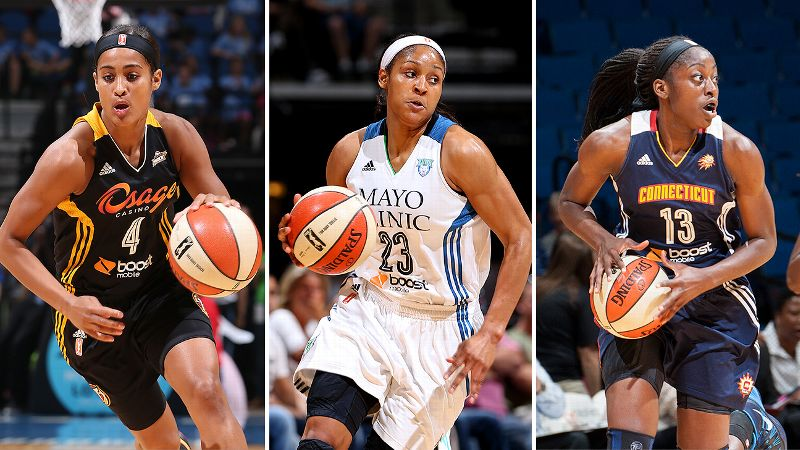 Another regular season is almost in the books. But before the 2014 WNBA playoffs open Thursday, espnW's Michelle Smith and Mechelle Voepel name their winners for the league's regular-season awards, including MVP and Rookie of the Year (all award analysis written by Smith).