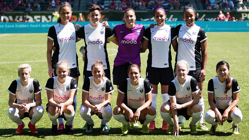 The Seattle Reign dominated the regular season in a way rarely seen in women's soccer.