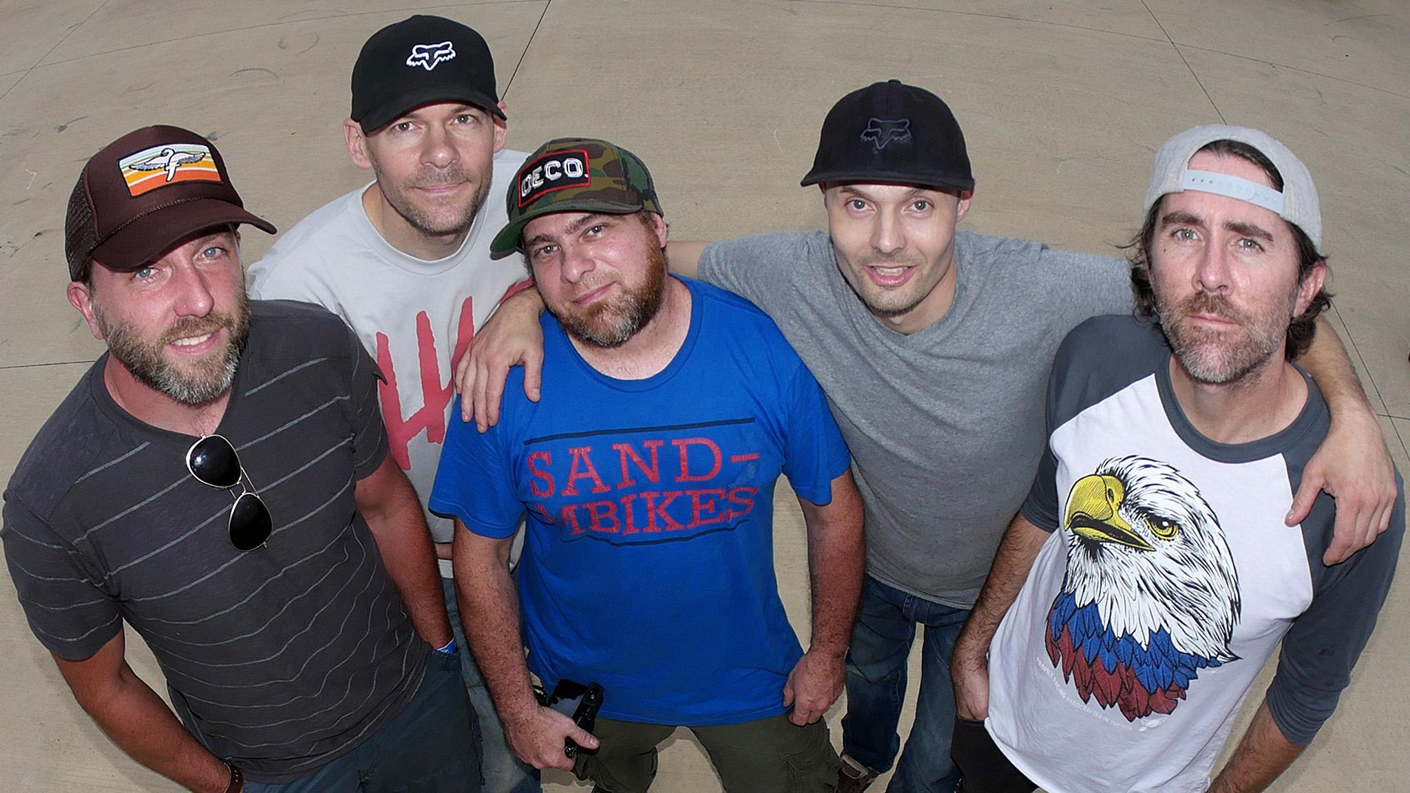 The Baco crew