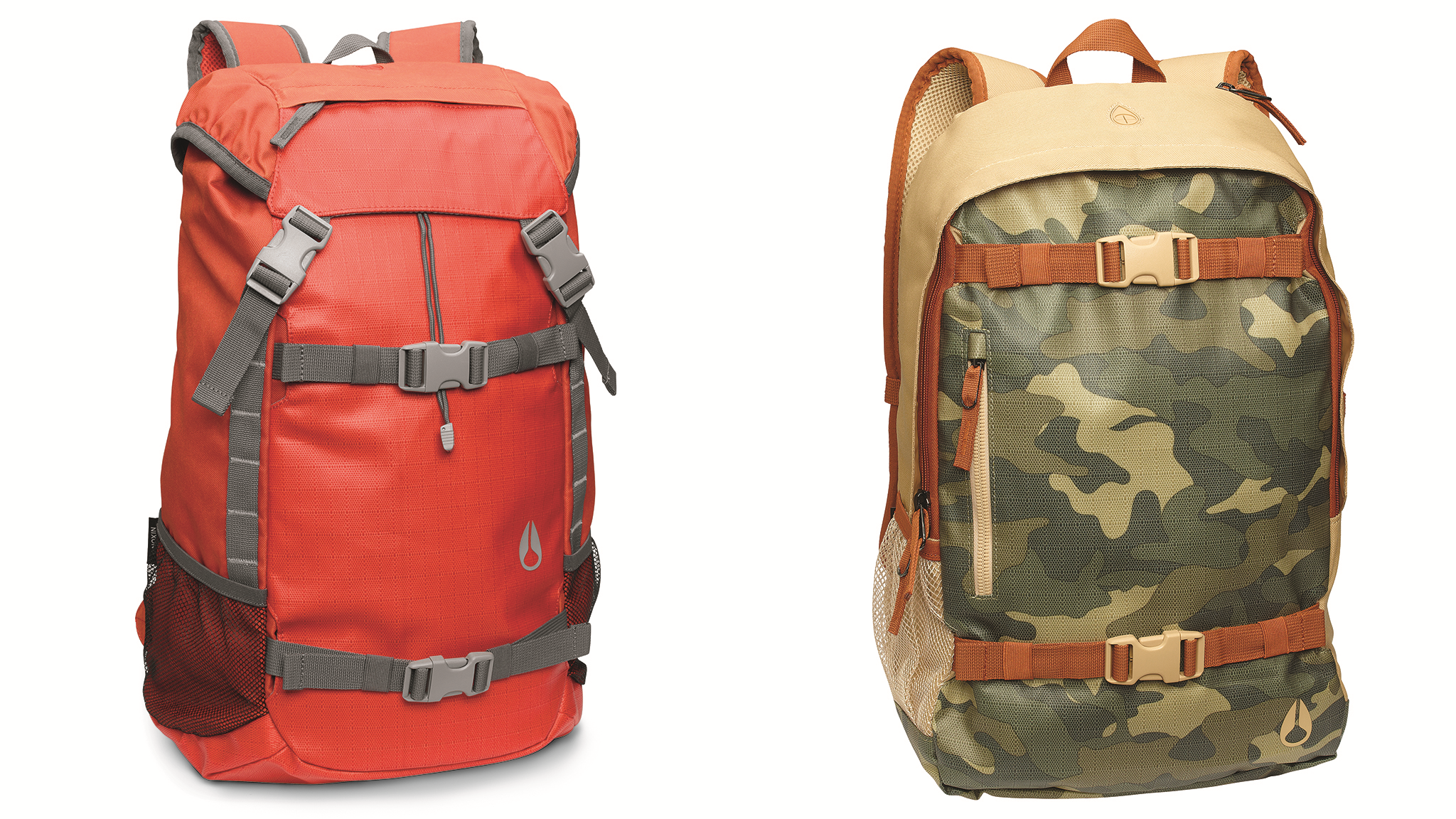 Nixon backpacks