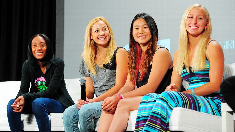 2014 espnW Women  Sports Summit: Mo'Ne Davis, Sasha Digiulian, Chloe Kim and Winter Vinecki