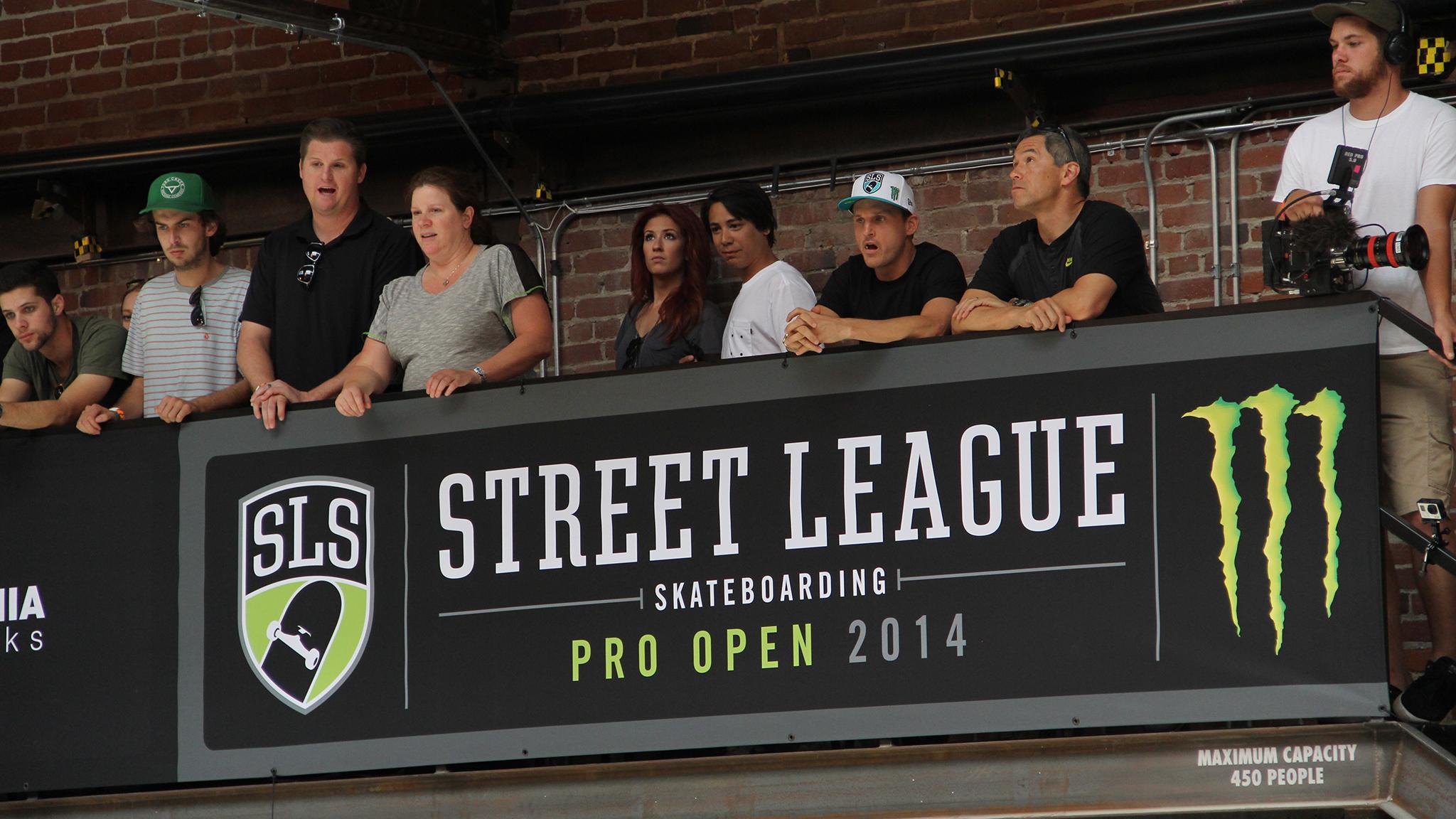 SLS Pro Open 2014