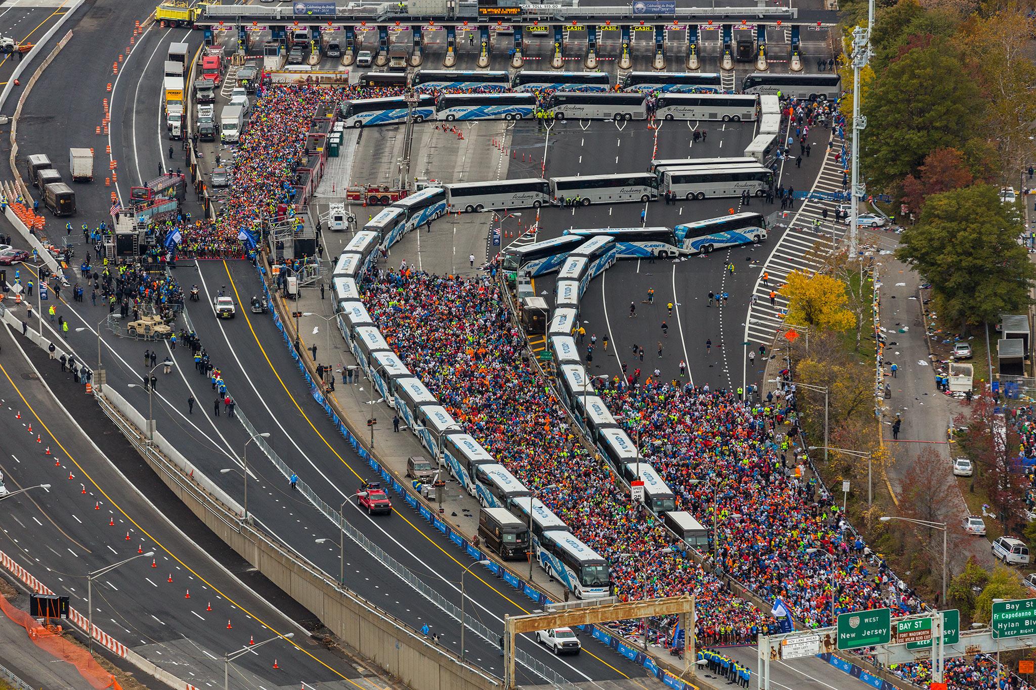 The 2014 New York City Marathon Espn