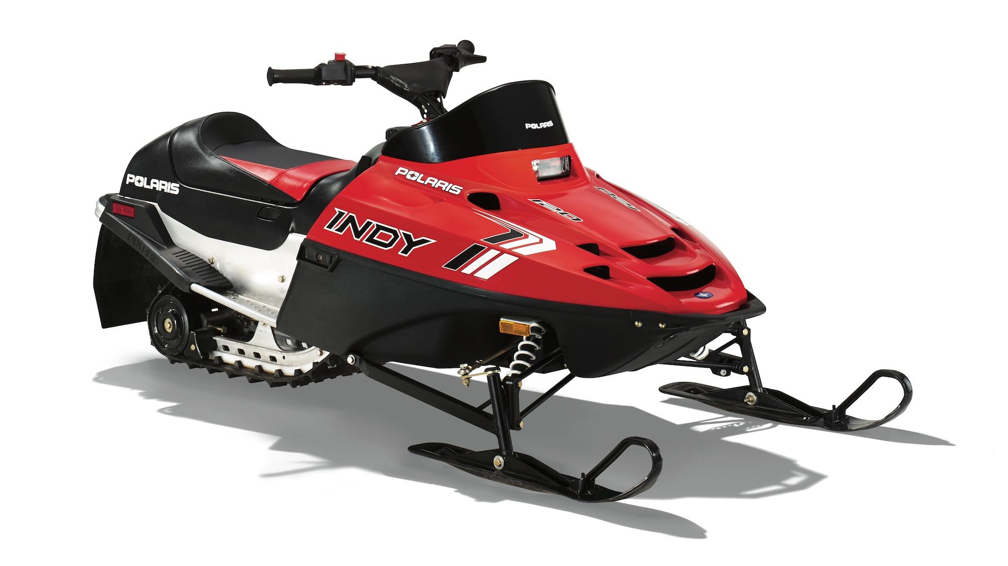 LaVallee: Kid's snowmobile