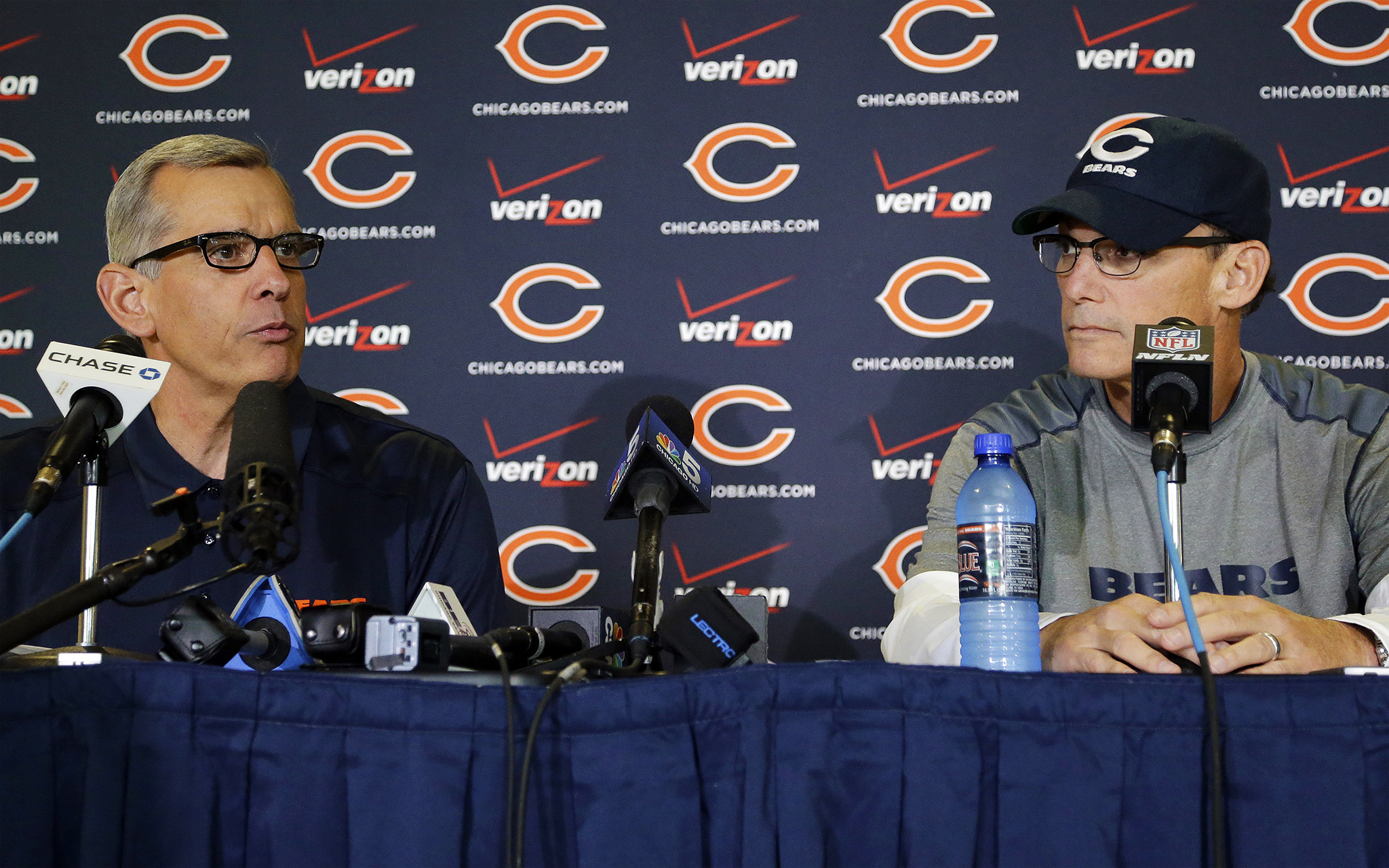 Phil Emery, Marc Trestman