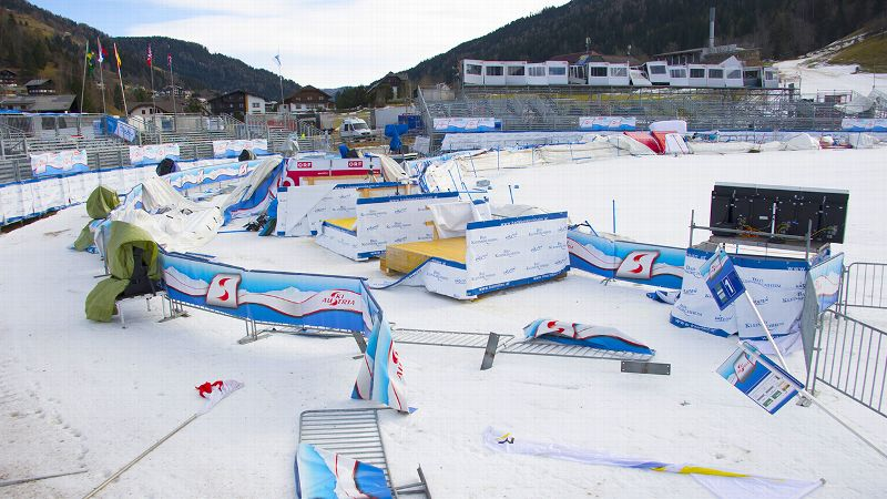Skiing World Cup