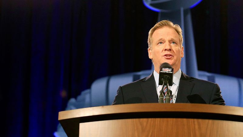 nfl commissioner salary what is nfl spread