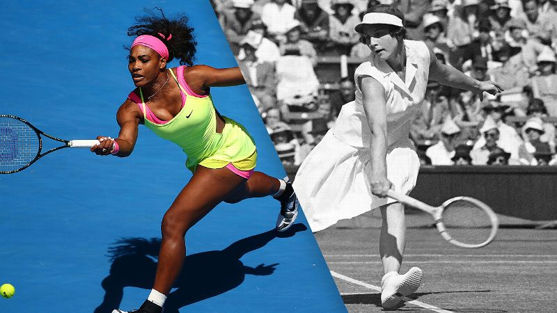Serena Williams: 19 And Counting