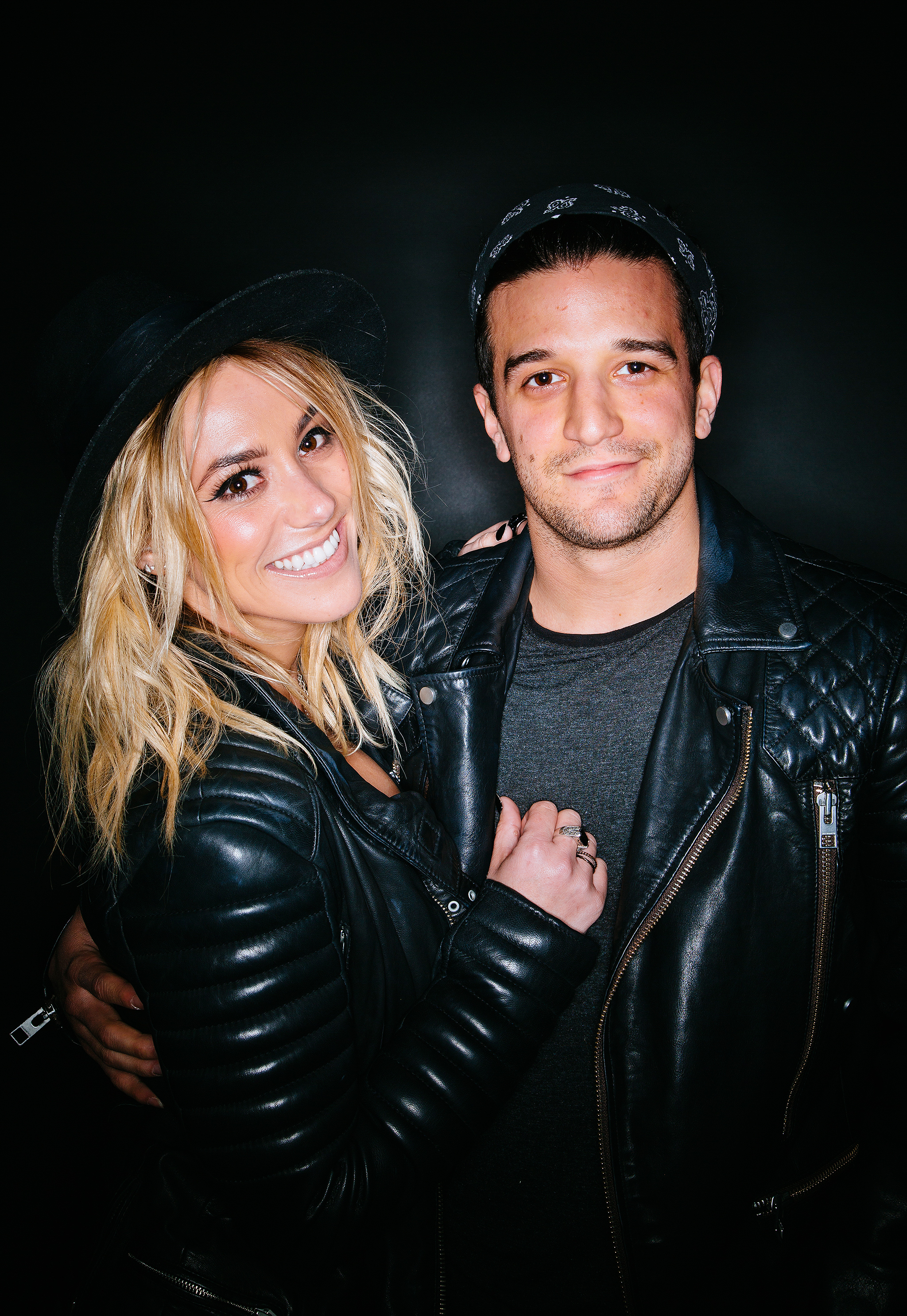 BC Jean and Mark Ballas