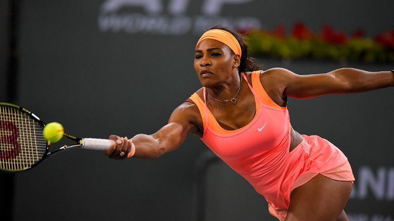 Serena Williams, WTA, Indian Wells, BNP Paribas Open