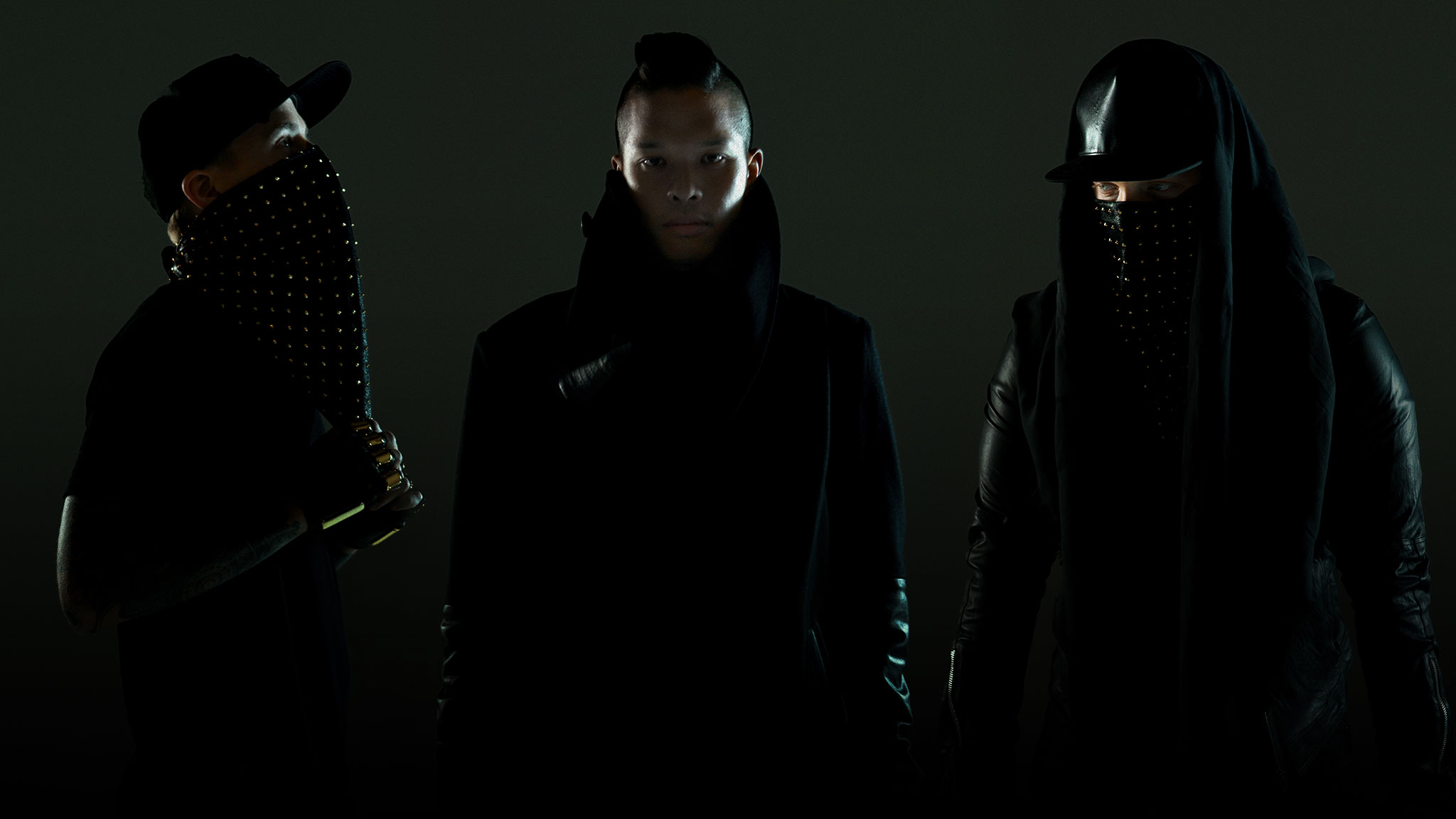 Los Angeles-based EDM trio The Glitch Mob will perform on the Sound Factory stage at X Games Austin 2015.