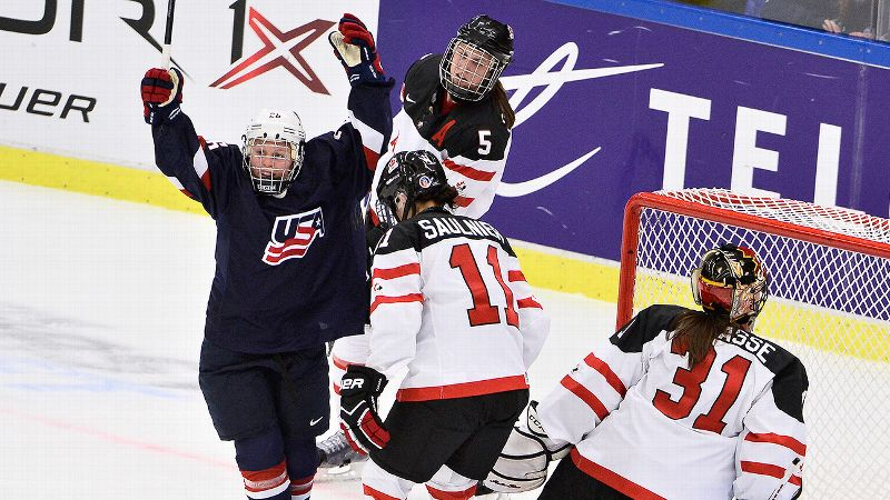 US/Canada Womens Hockey