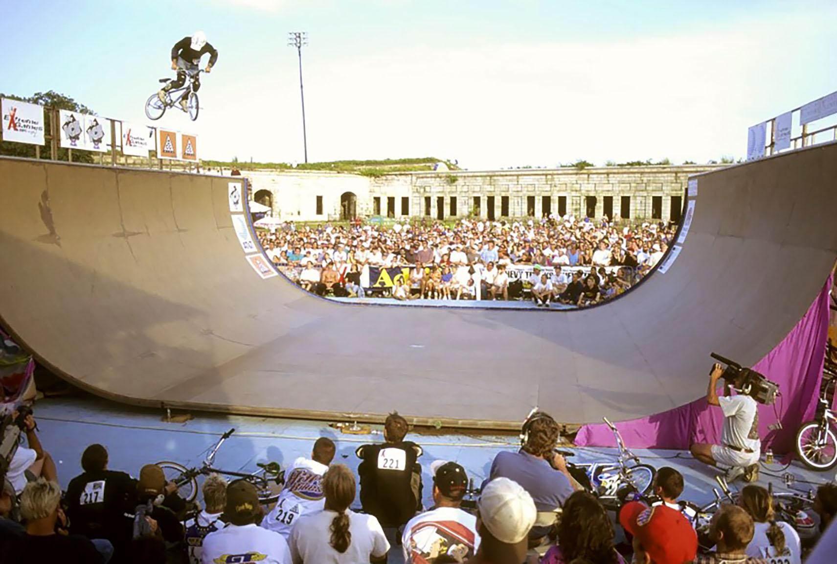 1995: Newport, Rhode Island