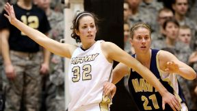Erin Anthony, Army Basketball