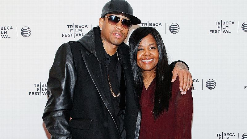 Allen Iverson, Zatella Beatty