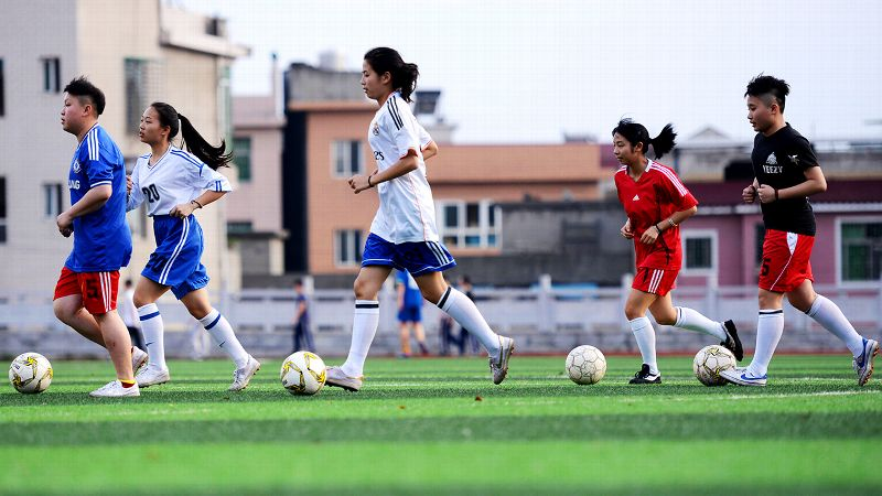 China, Women's World Cup